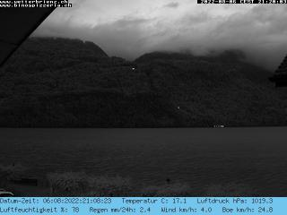 Wetter Webcam Brienz (Brienzersee, Brienzer Rothorn)