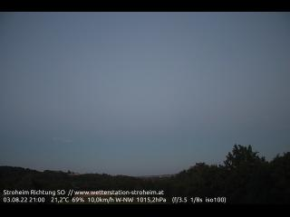 Wetter Webcam Stroheim