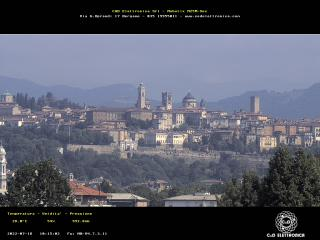 Wetter Webcam Bergamo
