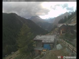 meteo Webcam Zermatt (Wallis, Matterhorn)