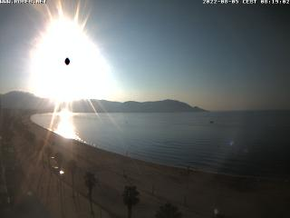 Wetter Webcam Roses (Costa Brava)