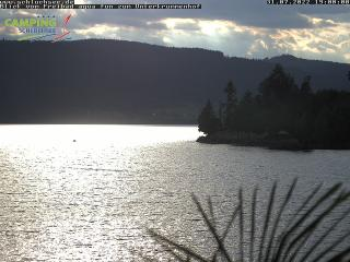 weather Webcam Schluchsee (Schwarzwald)
