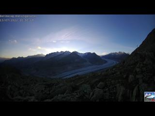temps Webcam Bettmeralp