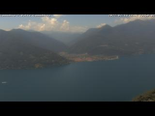 temps Webcam Cannobio (Piemont, Langensee)