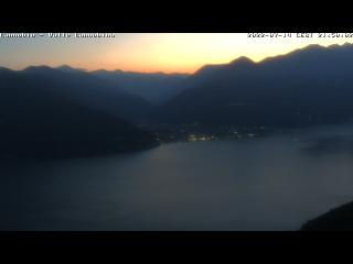 weather Webcam Cannobio (Piemont, Langensee)
