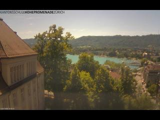 temps Webcam Zurich (Zurich, Lac de Zurich)