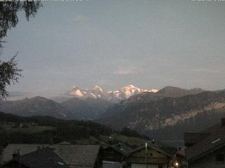 Webcam Beatenberg (Berner Oberland, Thunersee)