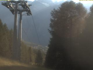 temps Webcam Grächen (Valais)