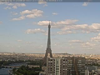Wetter Webcam Paris (Paris)