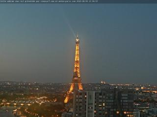 meteo Webcam Parigi (Paris)