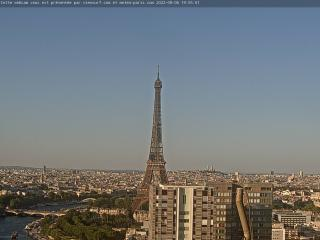 temps Webcam Paris (Paris)
