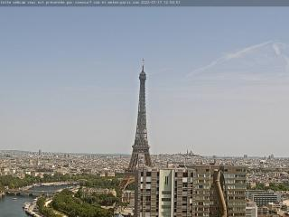 tiempo Webcam París (Paris)