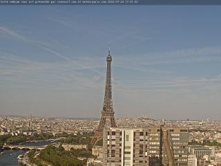 weather Webcam Paris (Paris)