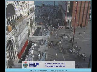 Wetter Webcam Venedig