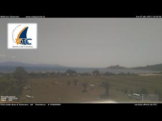 temps Webcam Talamone
