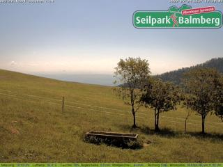 Wetter Webcam Balmberg
