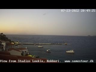 Wetter Webcam Samos (Samos)