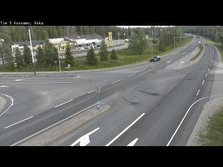 Wetter Webcam Kuusamo