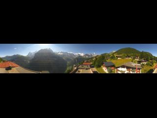 weather Webcam Mürren (Bernese Oberland)