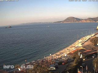 Wetter Webcam Portoferraio (Elba)