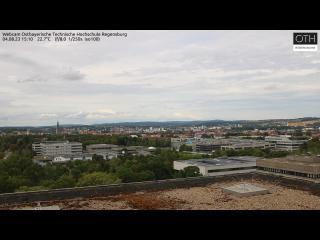 regensburg wetteronline