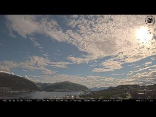 Wetter Webcam Tromsø (Hurtigruten)
