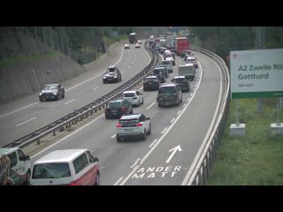 Webcam Gotthard-Tunnel  Webcam Göschenen (Verkehr Gotthardtunnel)