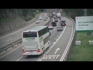 weather Webcam Göschenen (Verkehr Gotthardtunnel)