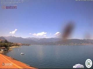 Wetter Webcam Baveno