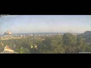 Wetter Webcam Calpe