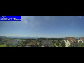 Wetter Webcam Aeugst am Albis