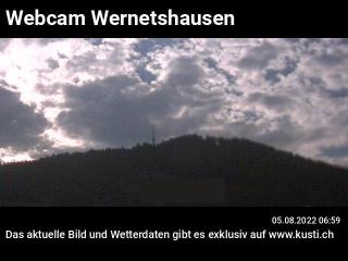 Wetter Webcam Wernetshausen