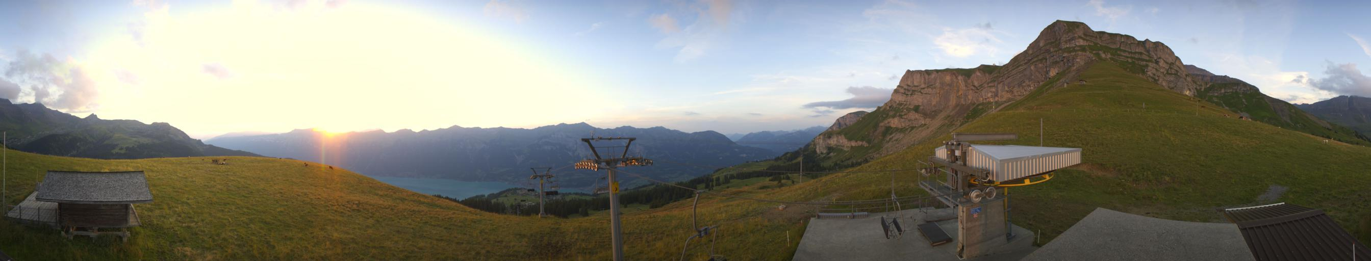 Preview Wetter Webcam Axalp (Berner Oberland, Brienzersee)