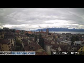 Wetter Lausanne