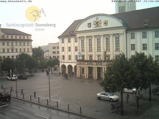 Wetter Sonneberg