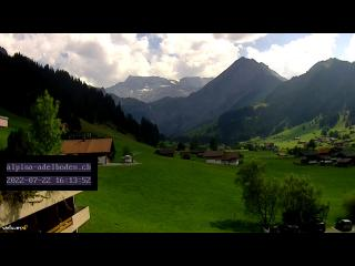 Weather Webcam Adelboden Bernese Oberland - Hotel alpina adelboden