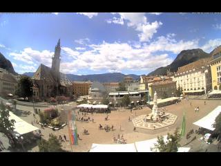Wetter Bozen Südtirol