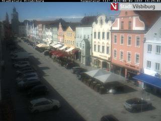 Wettervorhersage Vilsbiburg