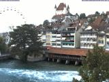 Preview Wetter Webcam Thun (Berner Oberland, Thunersee)