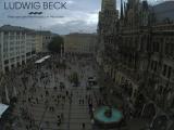 Vorschau Webcam München Marienplatz