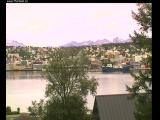 Preview Temps Webcam Tromsø (Hurtigruten)