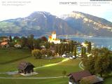 Preview Weather Webcam Spiez