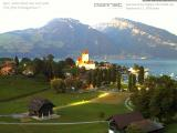 Preview Temps Webcam Spiez